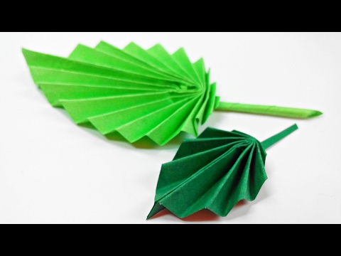 How to make paper leaves for fall paper leafs origami leaf paperleaves diy design craft making tutorial easy cutting from paper step mightylinksfo