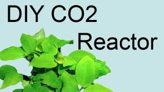 How To Make A Co2 Reactor