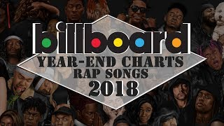 Top 50 • Best Billboard Rap Songs of 2018 | Year-End Charts