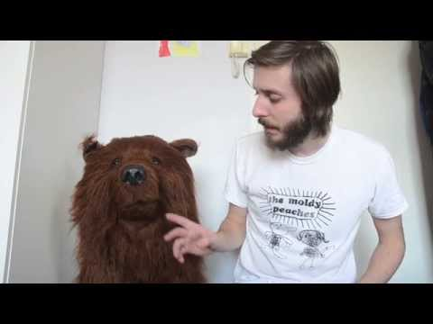 Realistic bear costume - how to make a head - part 3