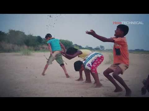 Sony Xperia XZS Super Slow Motion Video Sample ... 960fps .... Children Funny Video