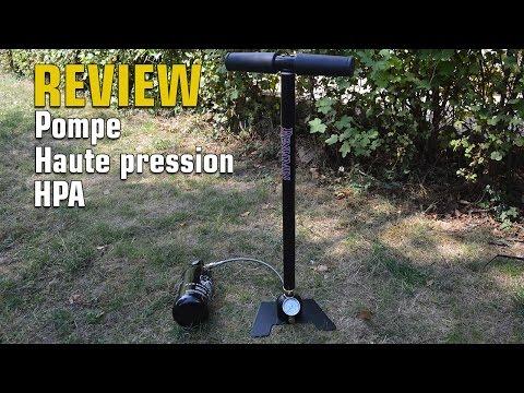 Review Pompe haute pression HPA [FR]