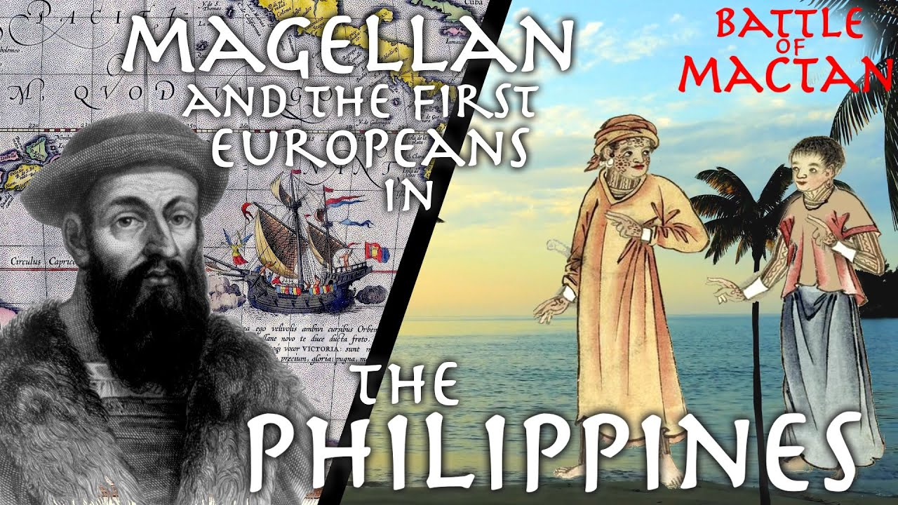 First European Description of Philippines (1521) // Magellan's Last Days // Pigafetta Primary Source