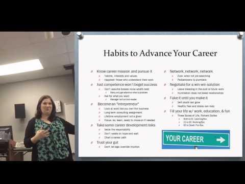 Career Advancement Skills