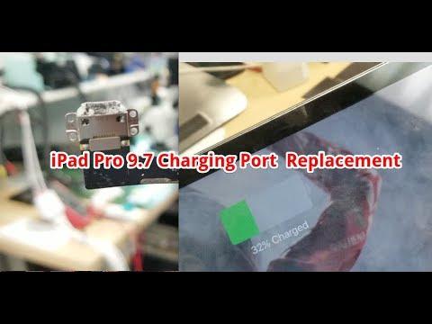 iPad Pro 9.7 Charging Port Replacement,  Super Easy? iPad Pro Cambio de Centro de Carga