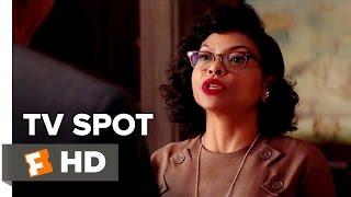 Hidden Figures TV SPOT - Story of Hope (2016) - Taraji P. Henson Movie