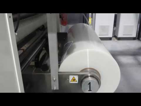 Static Electricity on the Plastic Roll