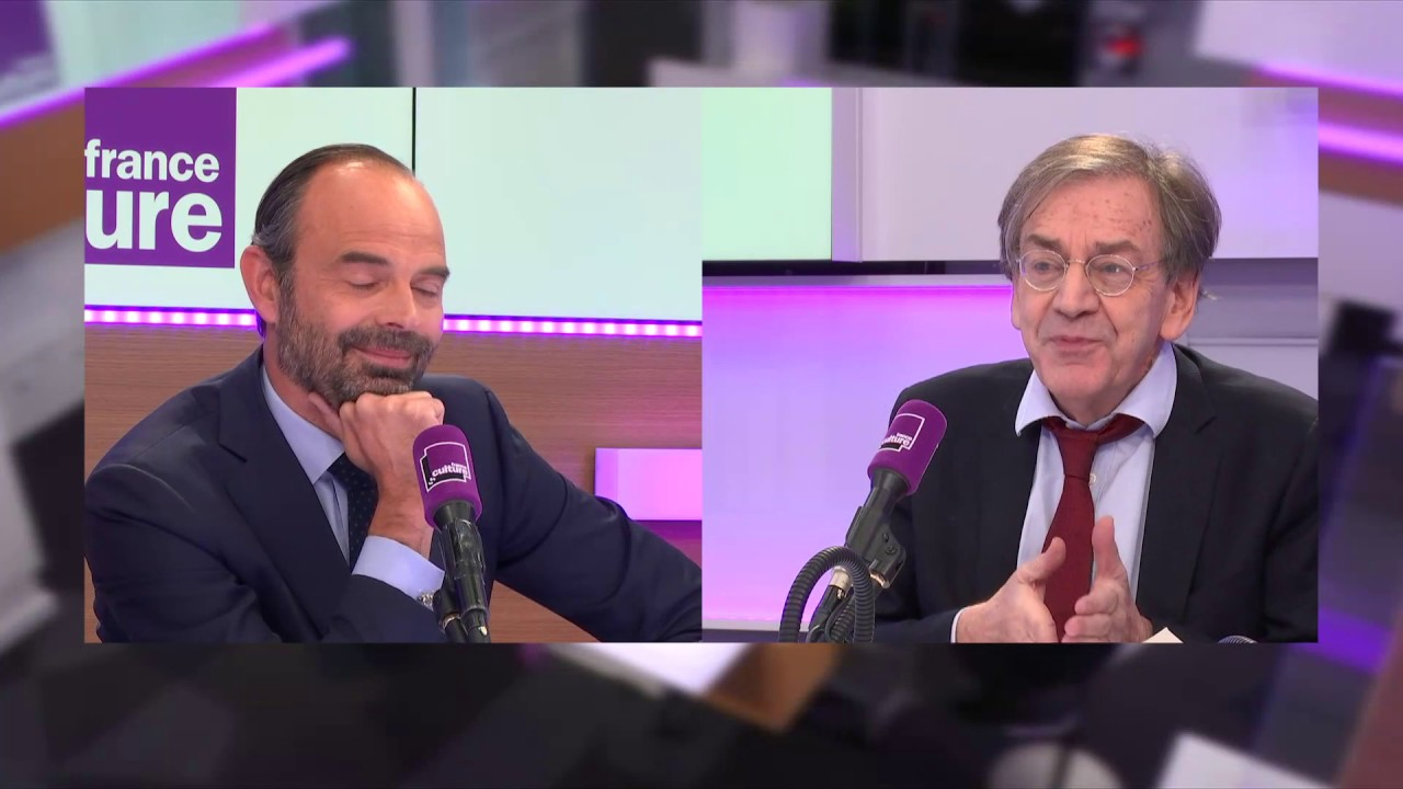 Répliques : Alain Finkielkraut reçoit Edouard Philippe