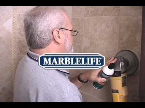 Marble & Travertine Cleaners For Showers & Floors