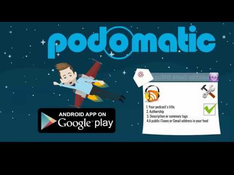 How to get your podcast on the Google Play Music store