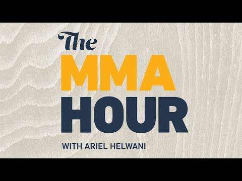 The MMA Hour: Episode 430 (w/ Poirier, Waterson, RDA, Lee, O'Malley, more)