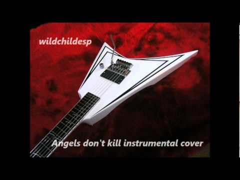 Children Of Bodom Angels Don't Kill Guitar cover