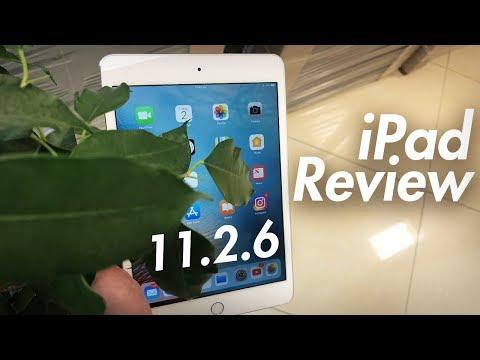 iOS 11.2.6 iPad Review