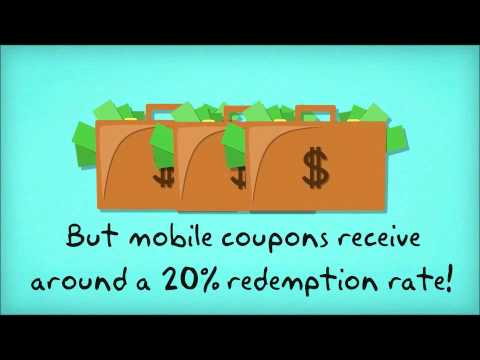 Mobile Coupons For Local Business UK & Europe
