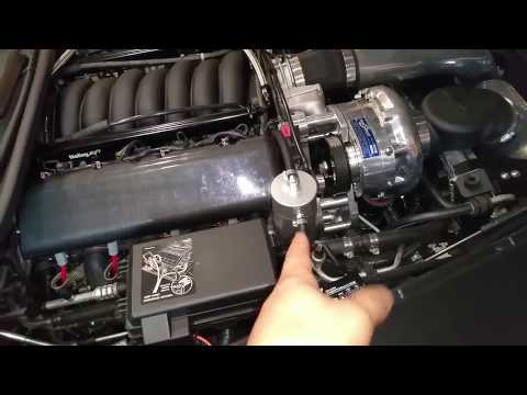 YES I WAS RIGHT!!! BOOSTED C6 CORVETTE GRAND SPORT LS3 BUILD. PART 50
