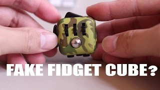Download Fake Fidget Cube Review Video