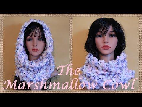 Crochet The Marshmallow Cowl