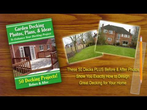 Decking: How to Remodel Your Garden!