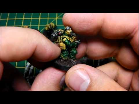 Product Review: Pig Iron Productions 28mm Gaming Miniatures.