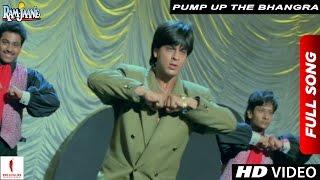 Pump Up The Bhangra Full Song | Ram Jaane |  Shah Rukh Khan, Juhi Chawla