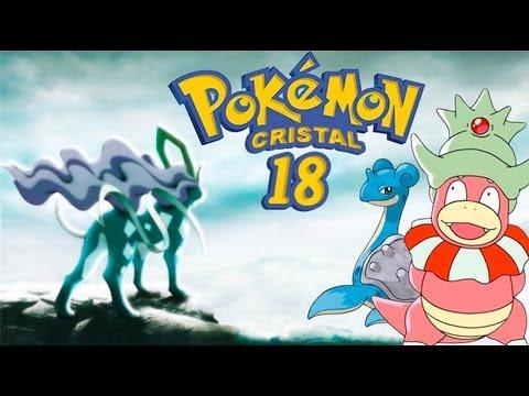 Pokémon Cristal #18 - Roca del Rey - Tiasmile