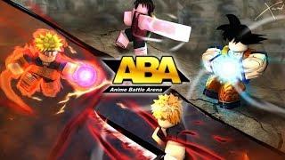 Shinji Is Op Roblox Anime Battle Arena - jiren is insane roblox anime cross 2