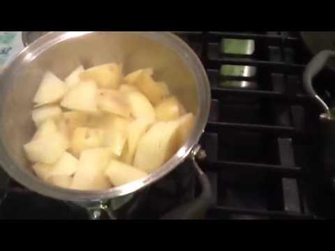 Chef Warren Goodgoll ~~ Mash Potato