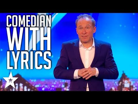 Comedian Brings A New Meaning To Some Classics on Britain's Got Talent | Got Talent Global