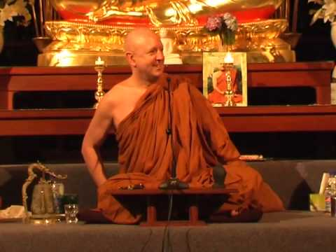 Dealing With Difficult People | Ajahn Brahm | 28 Nov 2008
