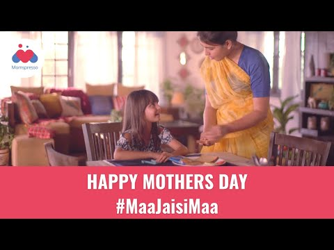 #MaaJaisiMaa | Mother's Day Special Tribute | Happy Mother's Day | Momspresso