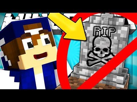 If You Couldn't DIE in Minecraft (Minecraft Machinima)