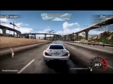 Need for Speed: Hot Pursuit Gameplay (PS3) Racer