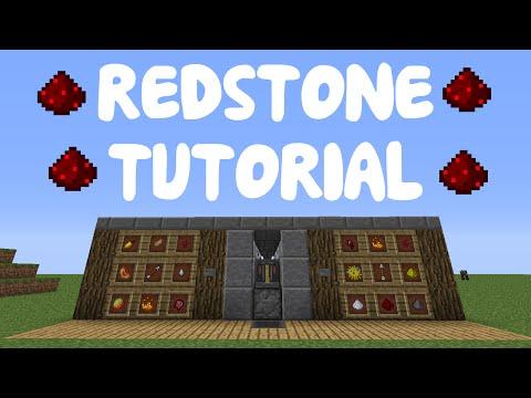Minecraft 1.12: Redstone Tutorial - Brewing Station v3