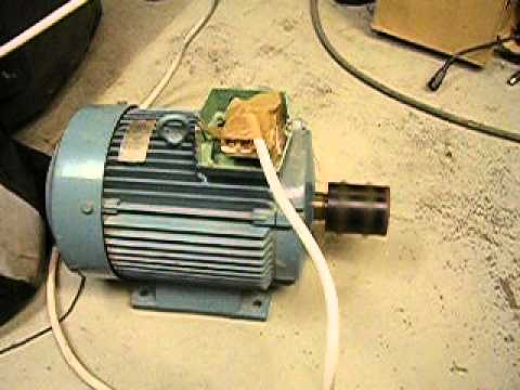 DIY AC induction motor VFD inverter