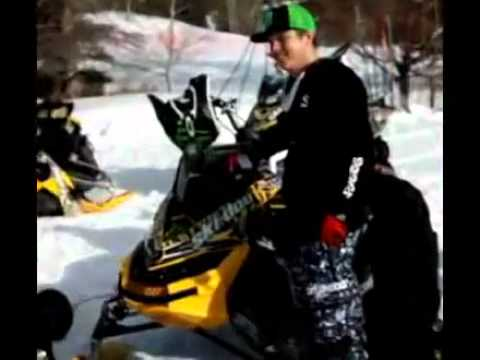 Faces of Freestyle: Heath Frisby, Justin Hoyer, Levi Lavallee, Daniel Bodin
