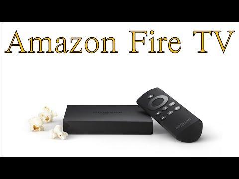 Amazon Fire TV Unboxing