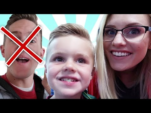 JACKSON'S SCHOOL FIELD TRIP and WHY DAD LEAVES US!