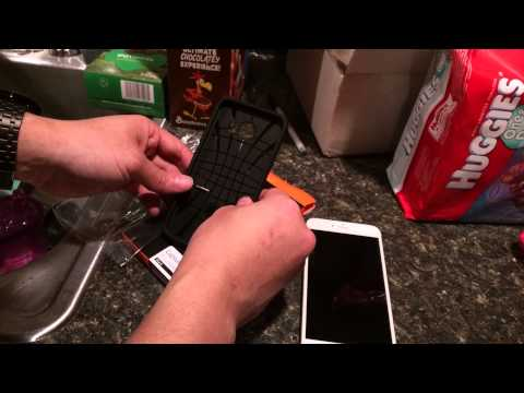 Spigen Capsule Solid Case for Samsung Galaxy S6 - First Look