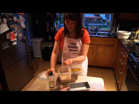 Super Fluffy Whole Wheat Dinner Rolls - EasyHealthyBread.com Episode 5