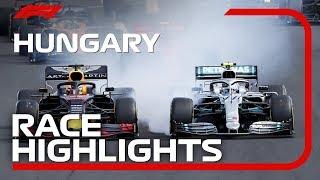 2019 Hungarian Grand Prix: Race Highlights