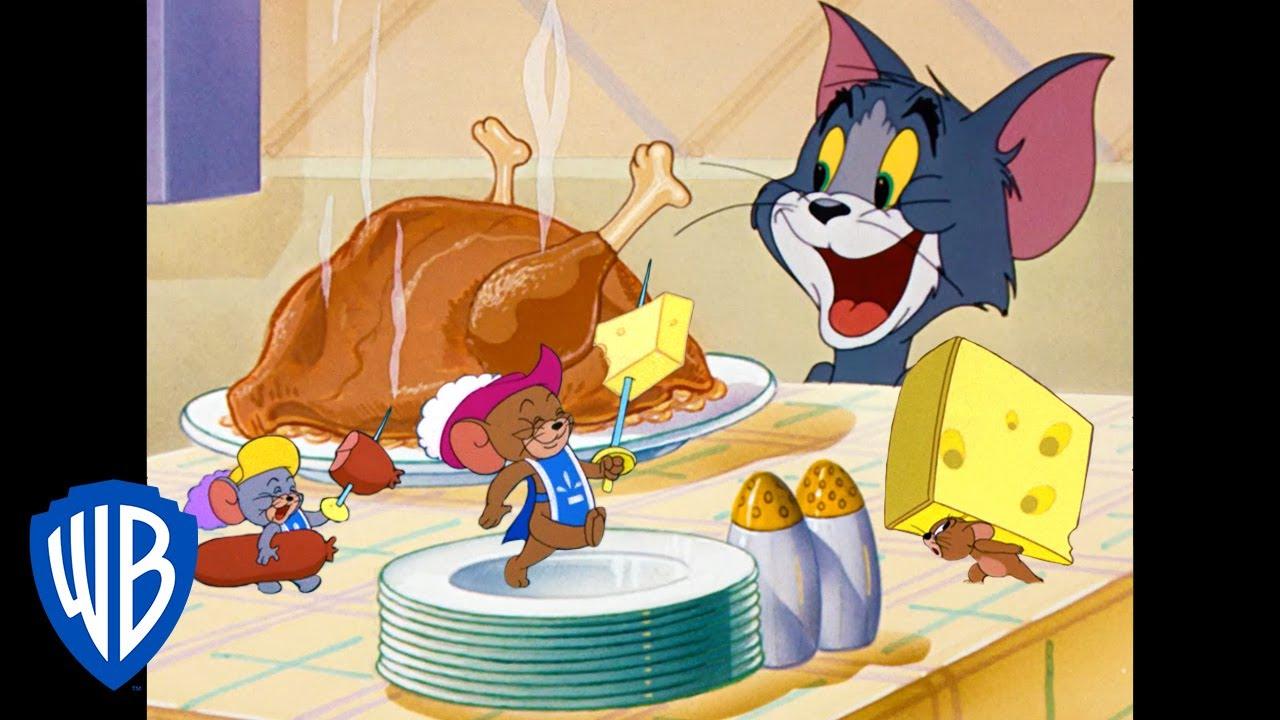 Tom et Jerry en Français | Un régal | WB Kids