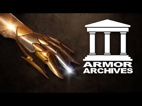 Dark Hero Gauntlet Tutorial - Armor Archives