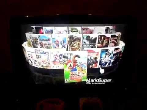 Juegos GameCube en Disco Duro Wii -Wiiflow
