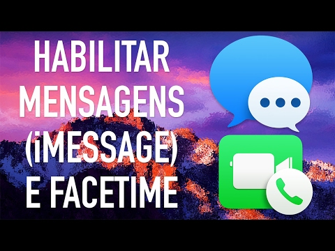 HACKINTOSH PT-BR - Habilitar Mensagens (iMessage) e Facetime