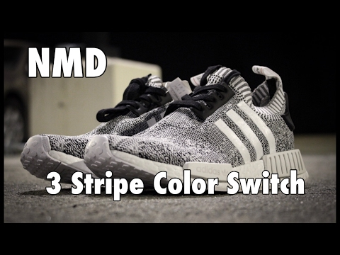 NMD Color 3 Stripe Switch