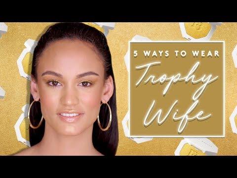 5 WAYS TO WEAR KILLAWATT TROPHY WIFE | FENTY BEAUTY