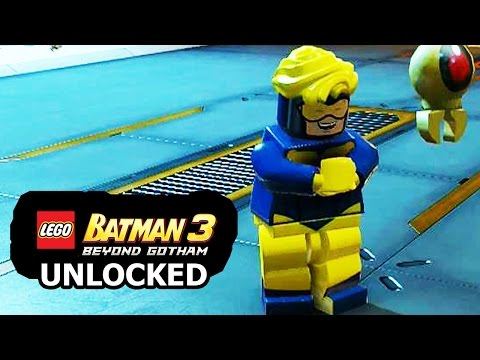 LEGO Batman 3: Beyond Gotham - How to Unlock Booster Gold
