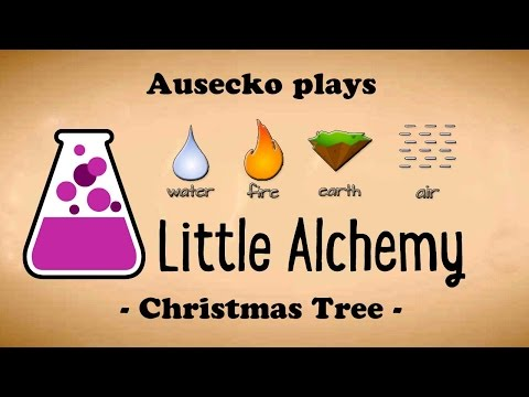 Little Alchemy - Christmas Tree