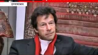 Sachin 100th century - Imran khan