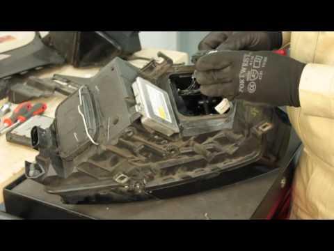 Audi Q5 Tagfahrlicht (DRL) Reparatur